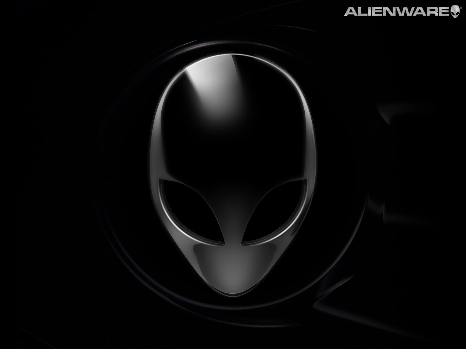 Alienware Wallpaper Black Head Wallpaper Desktop HD Download 1600x1200