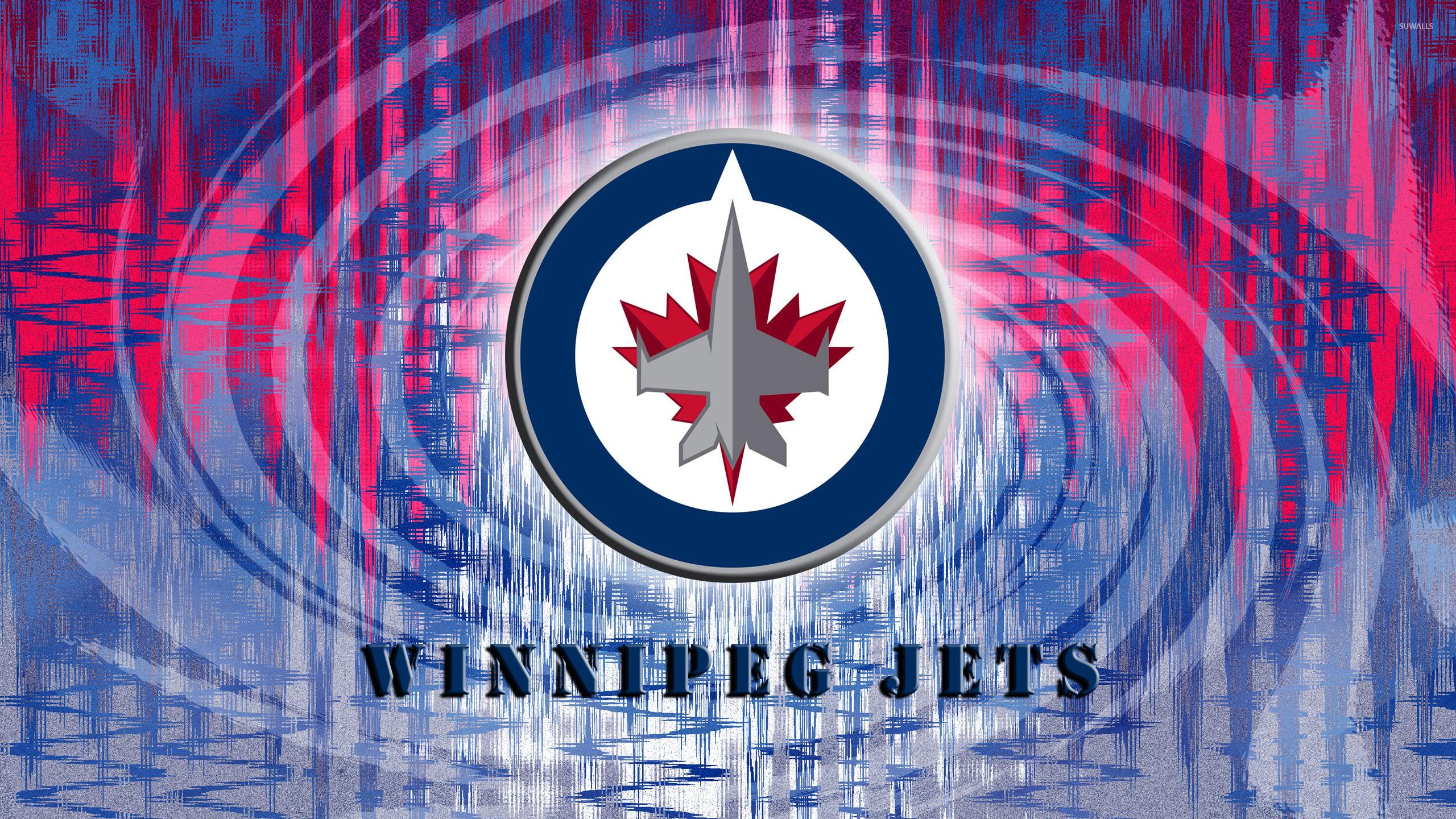 Winnipeg Jets HD wallpapers 2560x1440