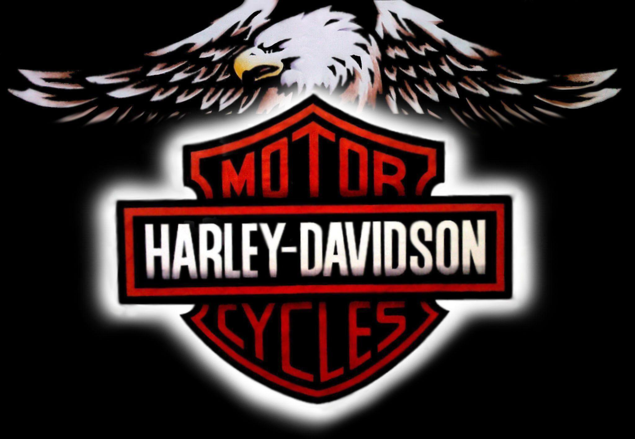 Harley Davidson Skull Logo Wallpaper Images amp Pictures   Becuo 2048x1416