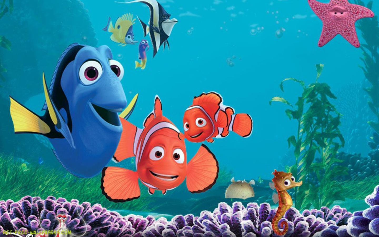 finding nemo hd wallpapers - photo #4