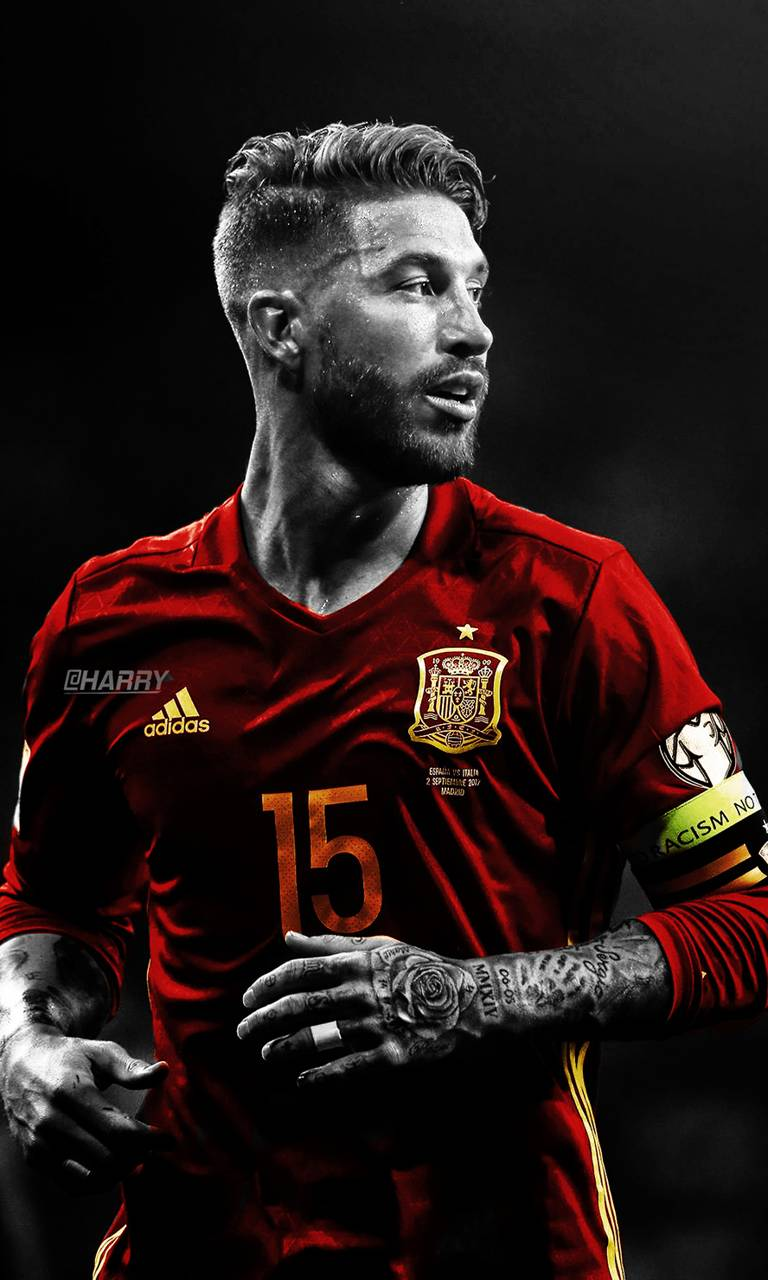 Sergio Ramos Wallpapers   Top Sergio Ramos Backgrounds 768x1280