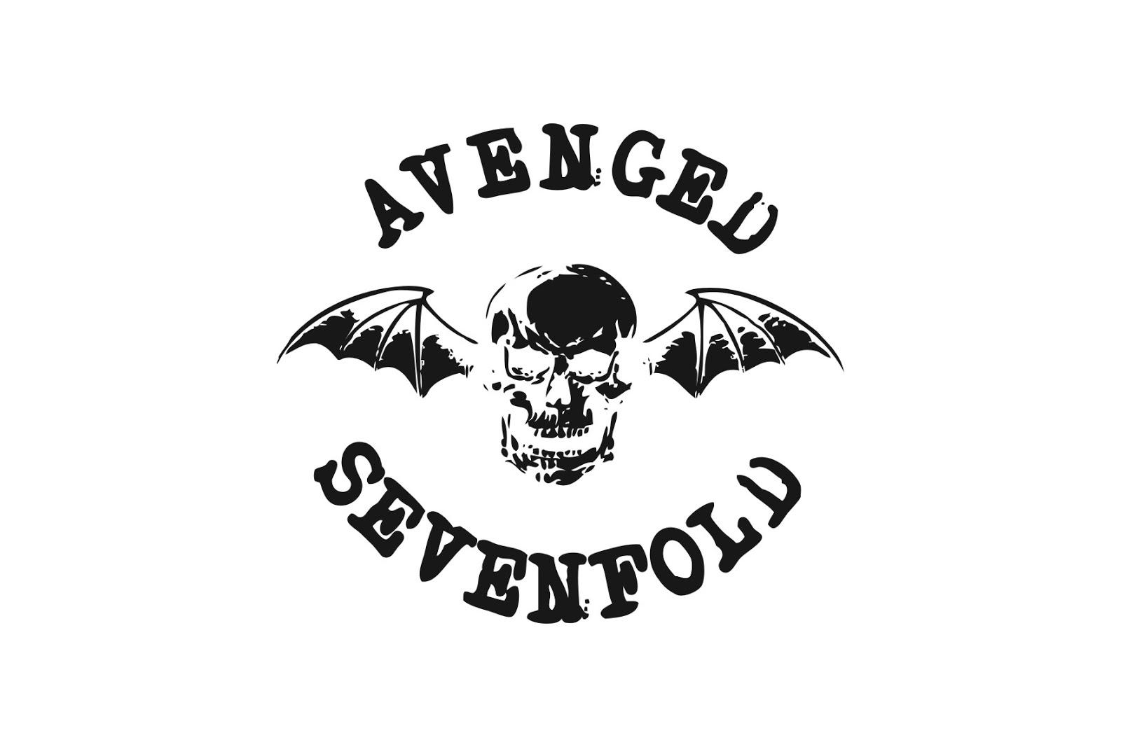 Avenged Sevenfold Logo Wallpaper Full HD 1600x1067