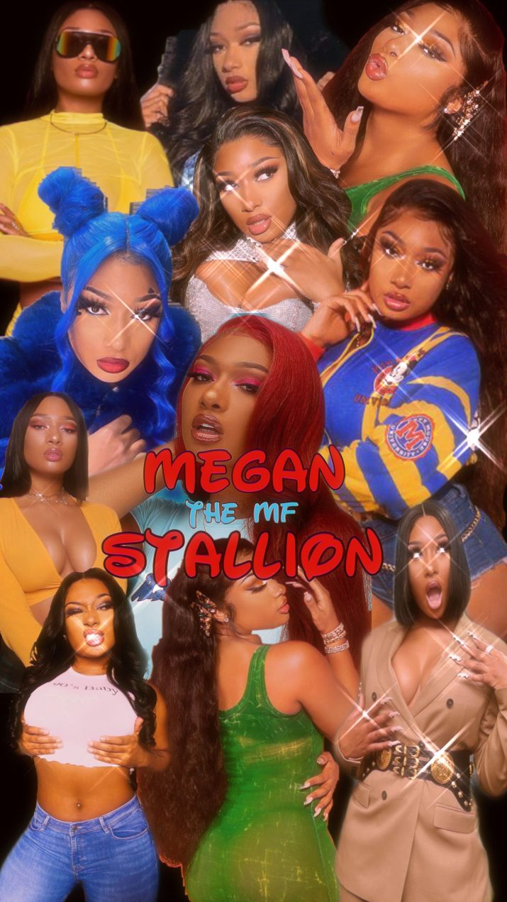 Megan Thee Stallion Wallpaper   Wallpaper Sun 715x1271