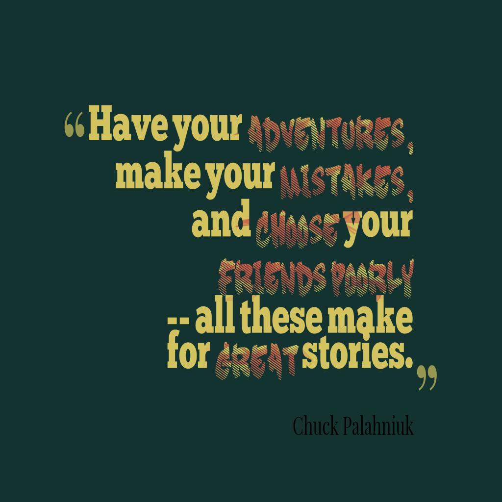Chuck Palahniuk Quotes 14   3840 X 2160   Inspirational e quotescom 1024x1024