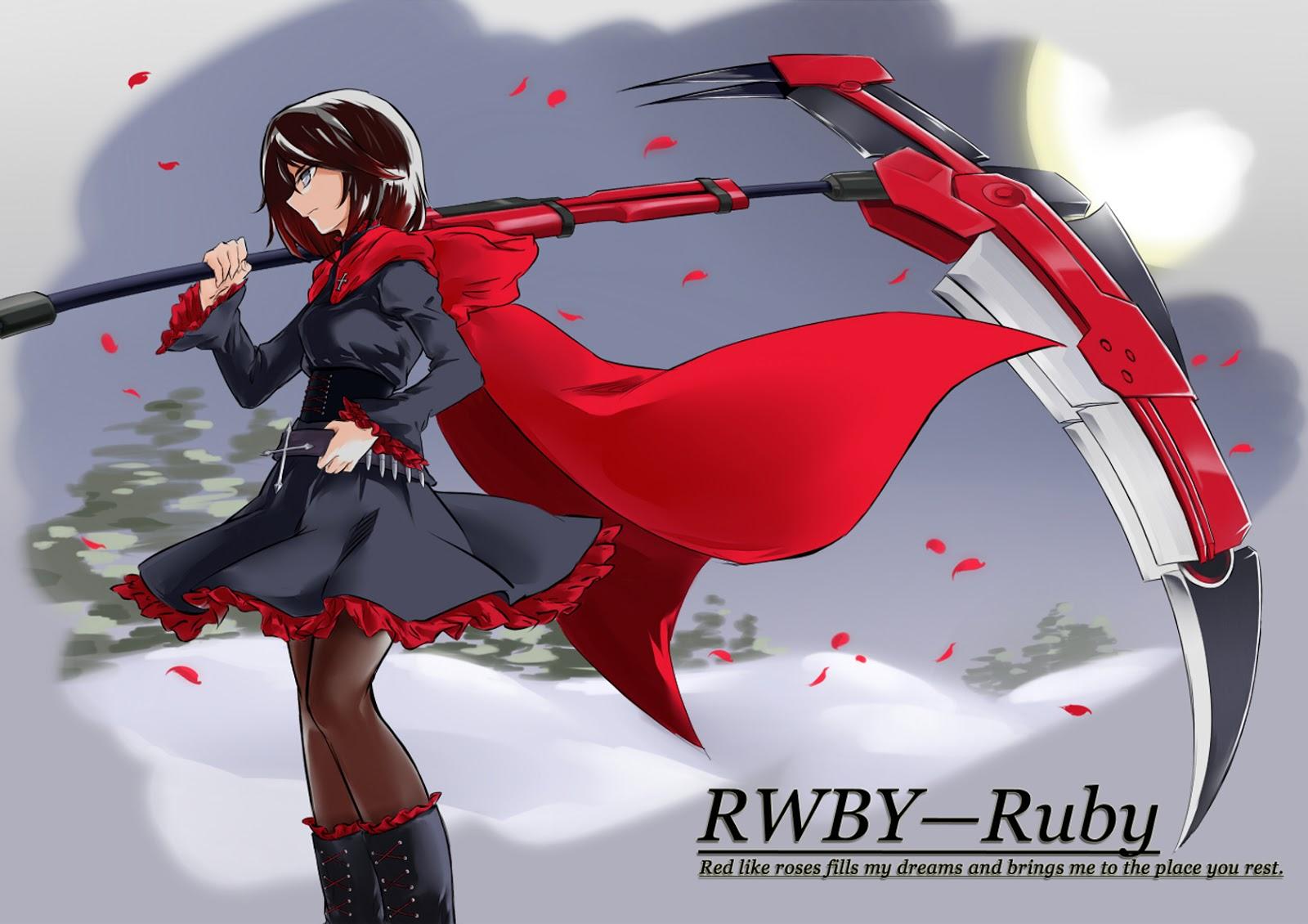 40 red and black anime wallpaper on wallpapersafari - Anime scythe wallpaper ...