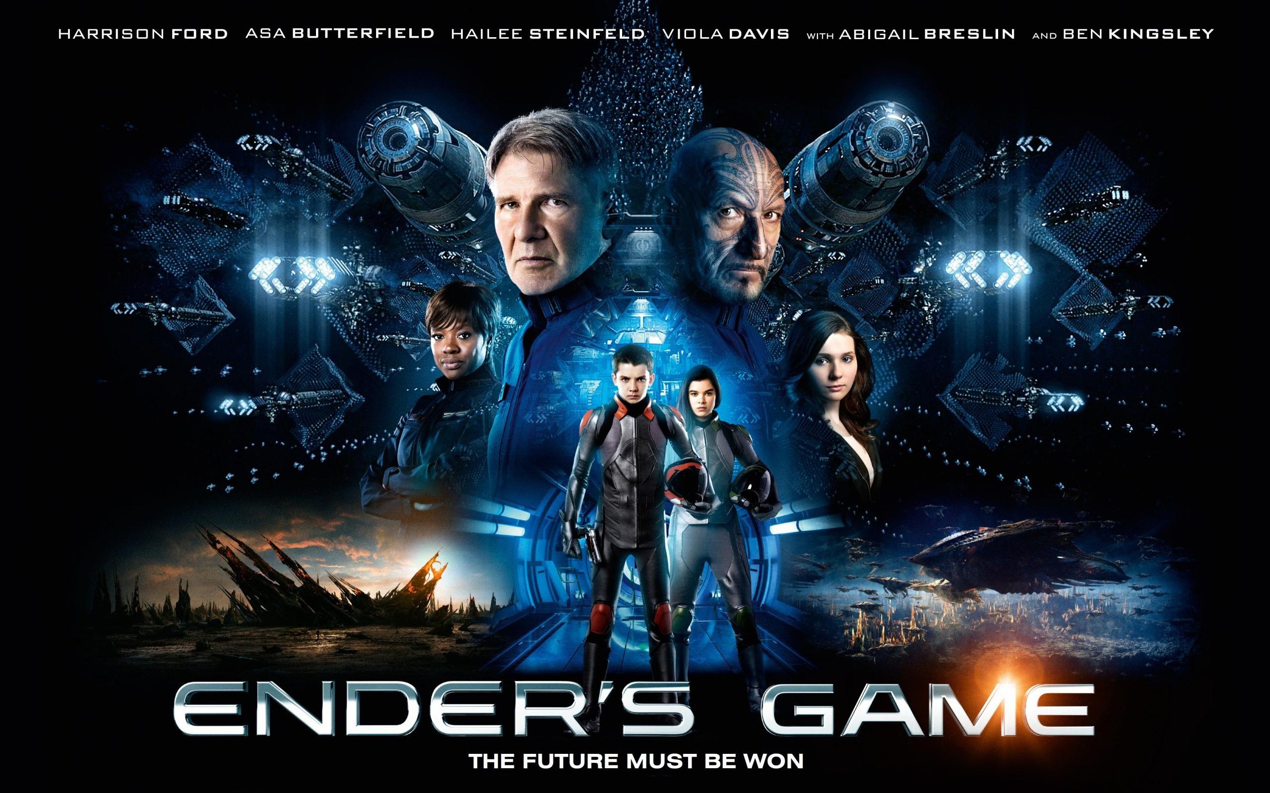 Enders Game 2013 Movie Wallpapers HD Wallpapers 2560x1600
