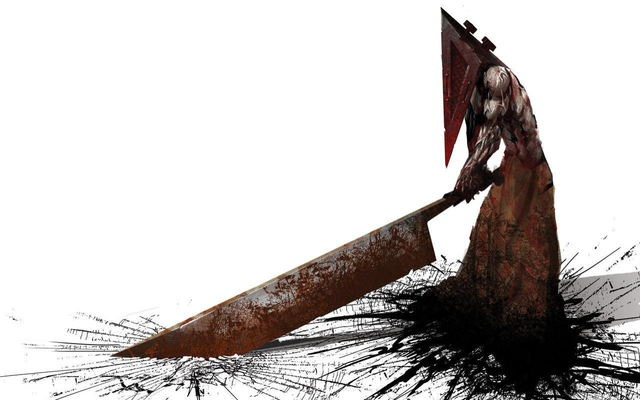 pyramid head wallpaper 1280x800 - photo #11