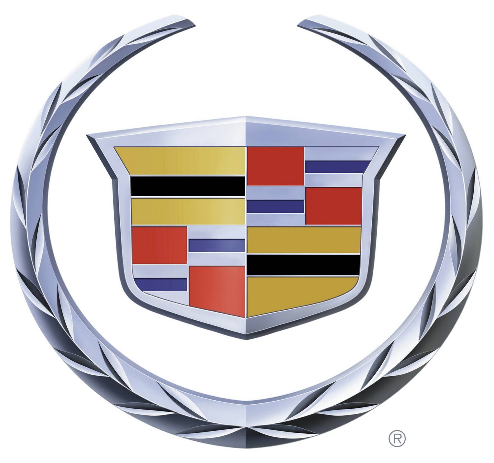 [45+] Cadillac Emblem Wallpaper On WallpaperSafari