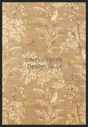 wallpaper thibaut wallpaper avalon butterfly garden t9262 gold avalon 350x500