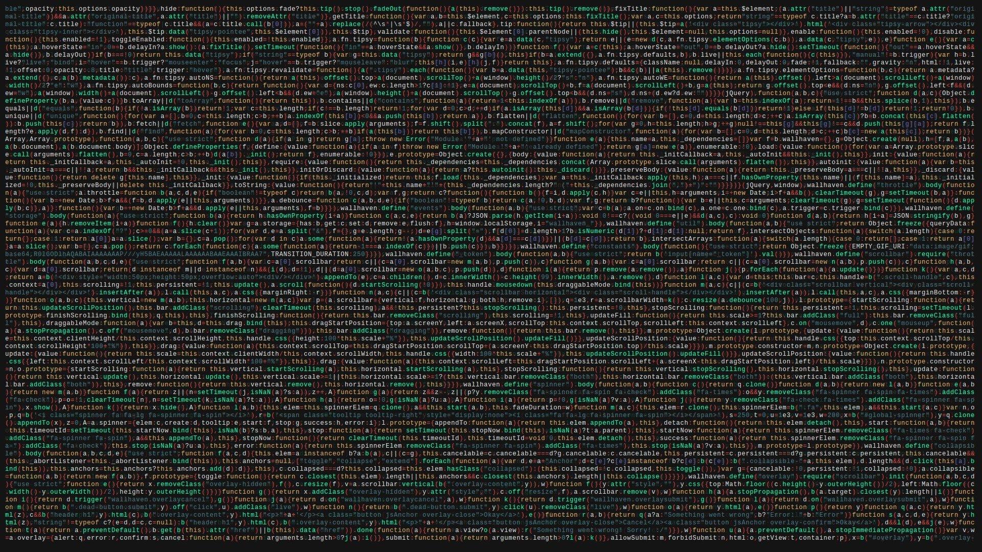 code Programming Programming language JavaScript Colorful 1920x1080