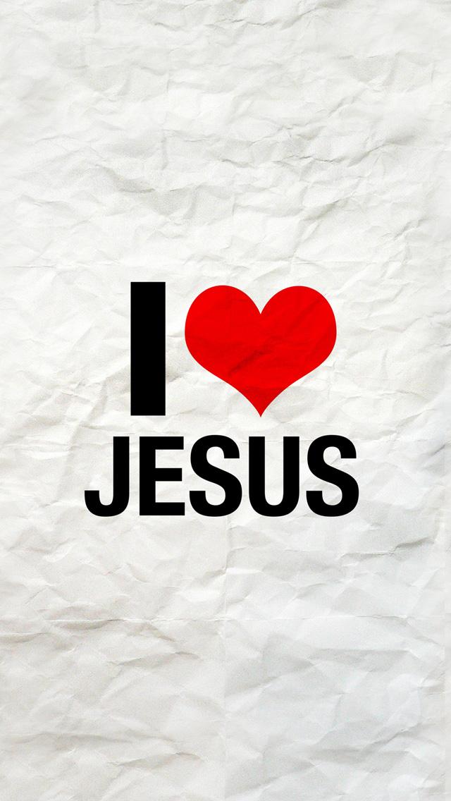love jesus iphone5 bible lock screens Luke 10 27 Mark 12 30 Matthew 640x1136