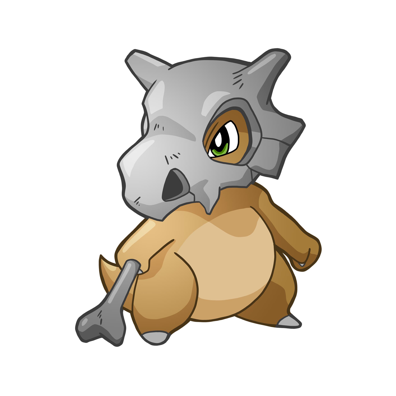 Cubone Pokemon | www.imgkid.com - The Image Kid Has It!