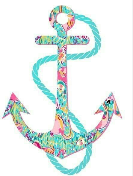 Anchor wallpapers Cute wallpapers Pinterest 444x588