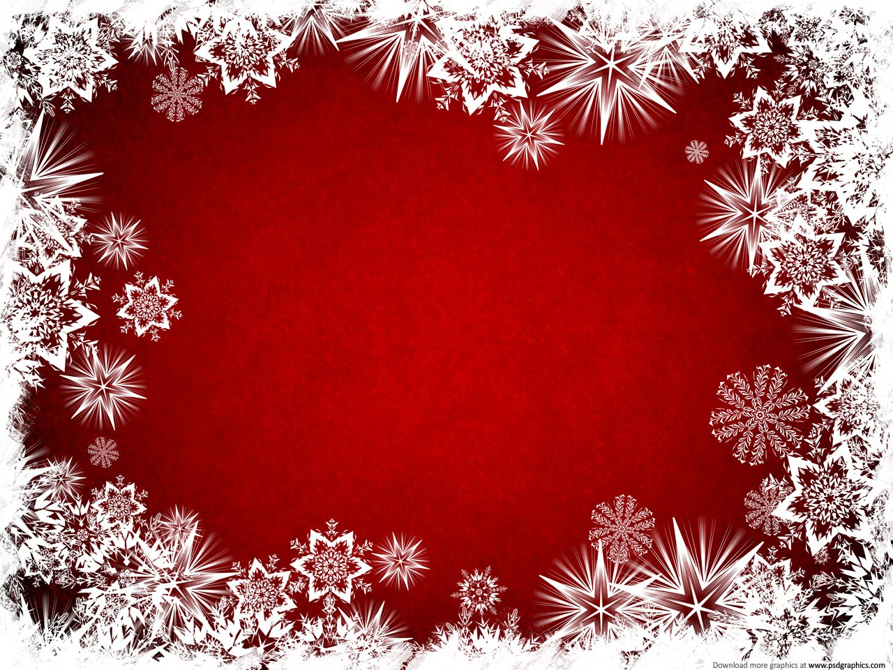 Abstract Christmas background PSDGraphics 1280x960