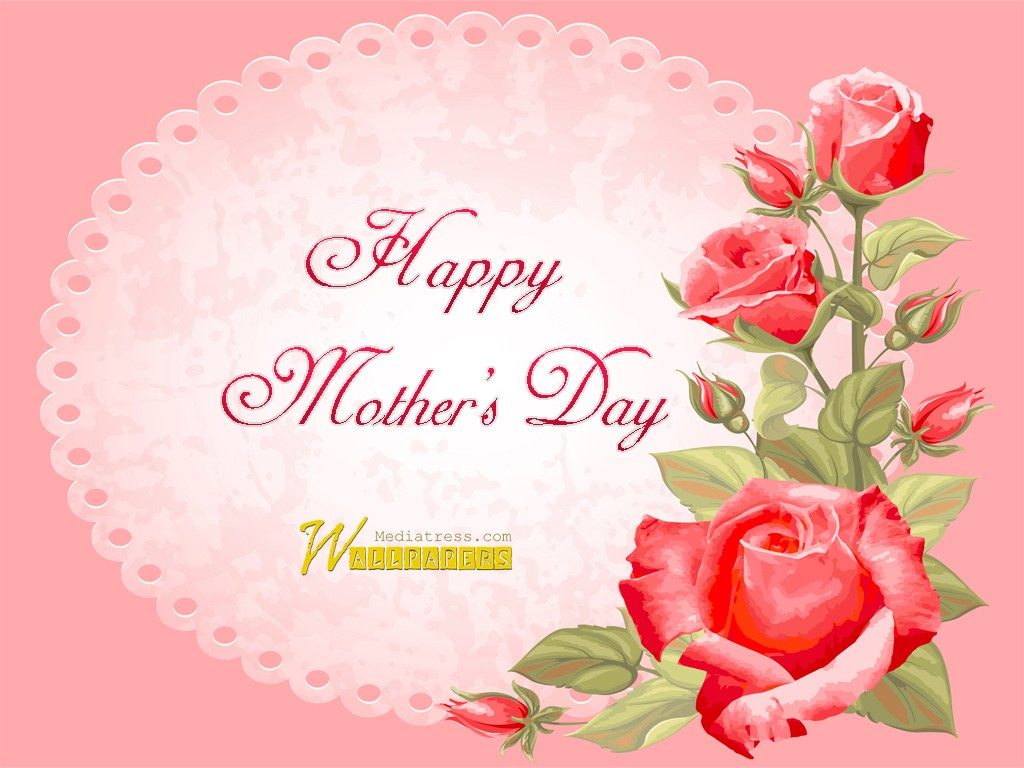 Magnificent Mothers Day Wallpaper 1024x768