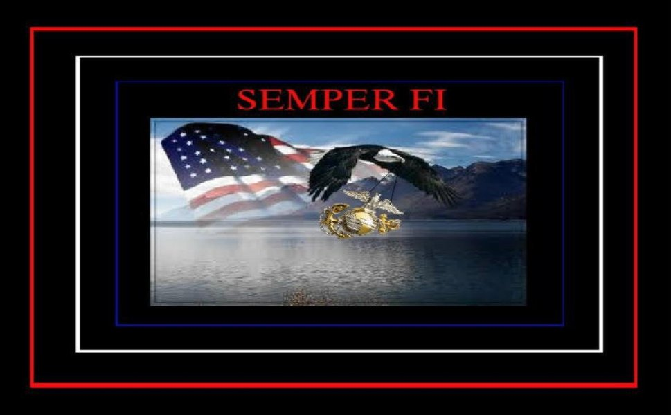 semper fi do or die Talent may be a wonderful thing, even a gift – but it means nothing without heart what defines you is your heart, your courage.