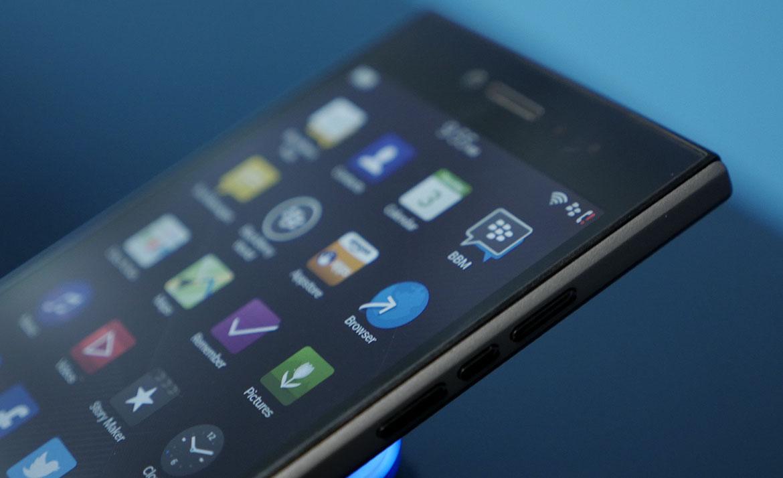 BlackBerry Leap in attesa di approvazione dalla FCC BlackBerryHack 1170x714