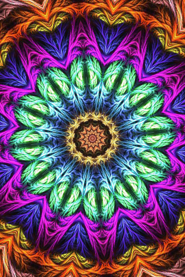hd mandala wallpaper wallpapersafari