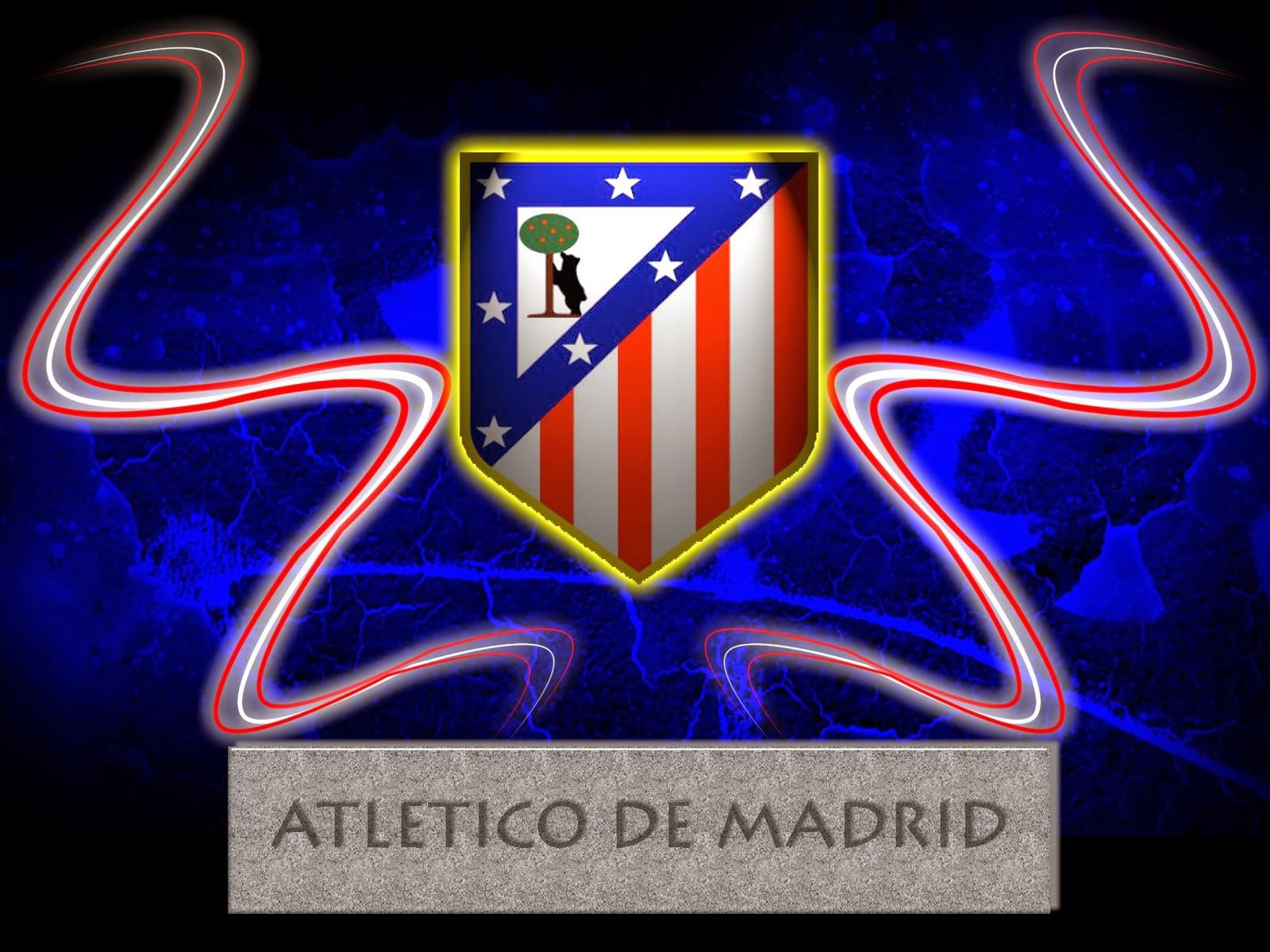 HD Atletico Madrid Logo Wallpaper 1600x1200