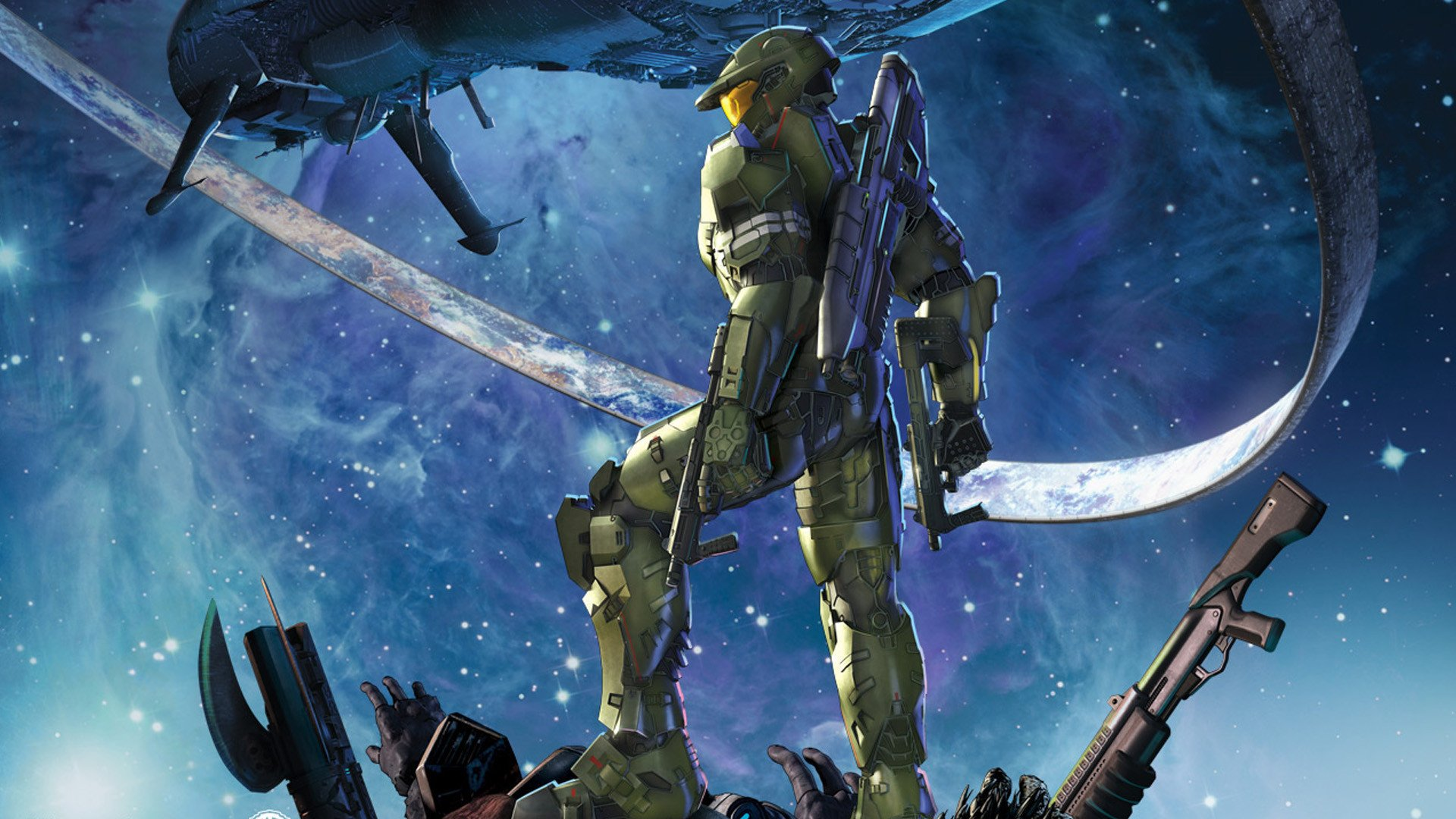 Halo Legends Wallpaper