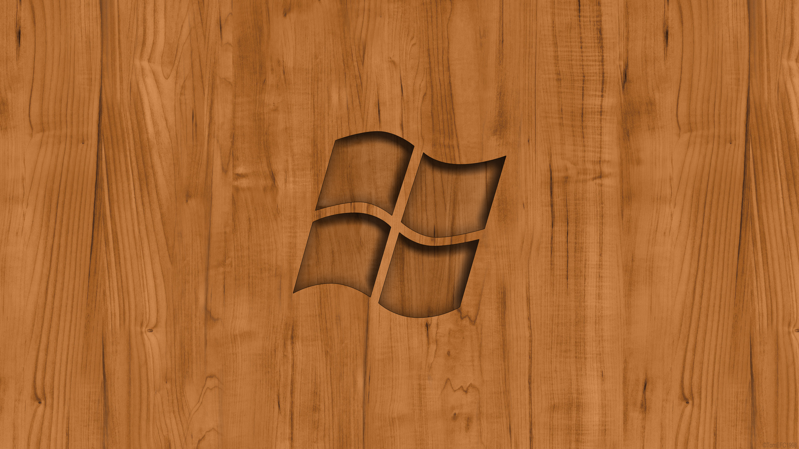Windows Wood Wallpaper by TomEFC98 on DeviantArt. Wood Wallpapers   WallpaperSafari
