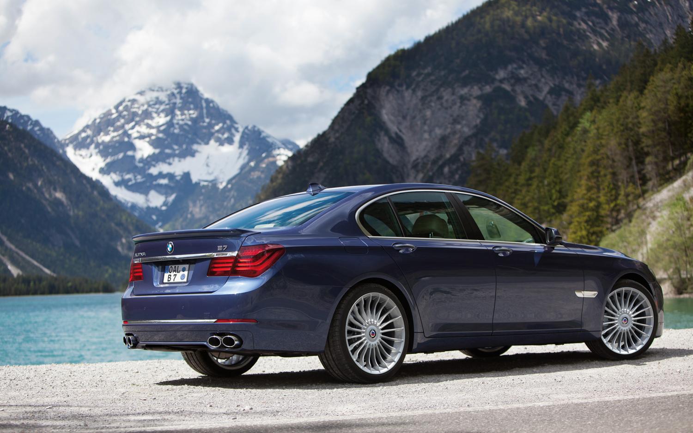 BMW ALPINA B7 1500x938