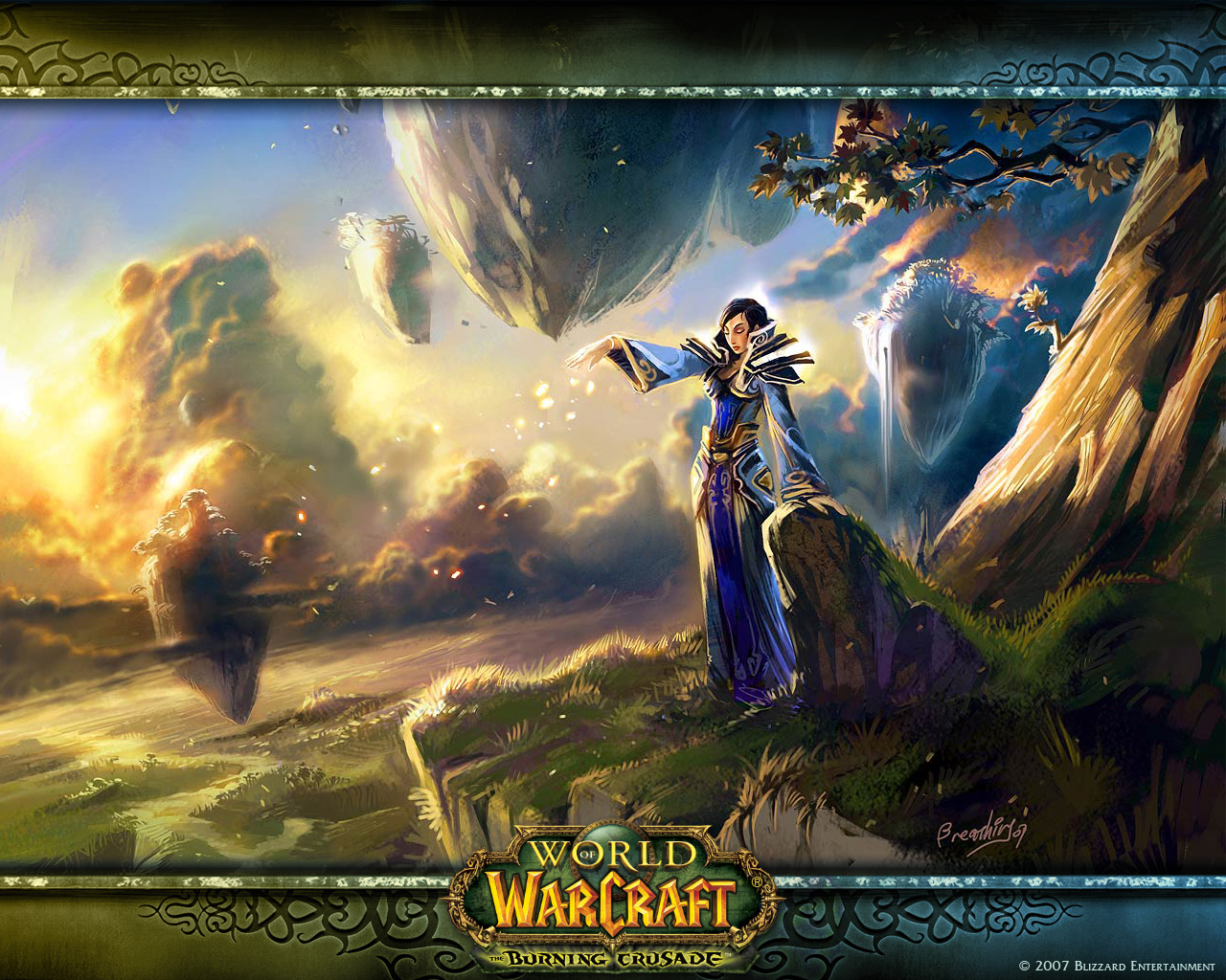 Free Download Priest Talent Build For The Burning Crusade