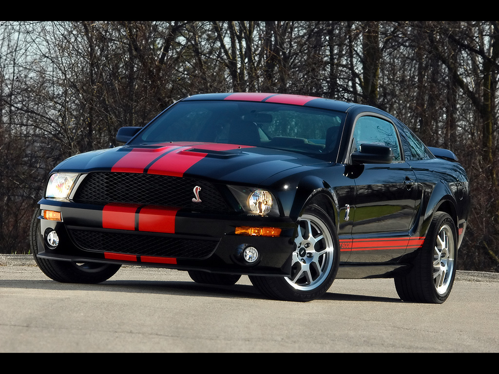 Ford Shelby Screensaver 200 Ford   Sports Cars   Car Screensaver 1024x768