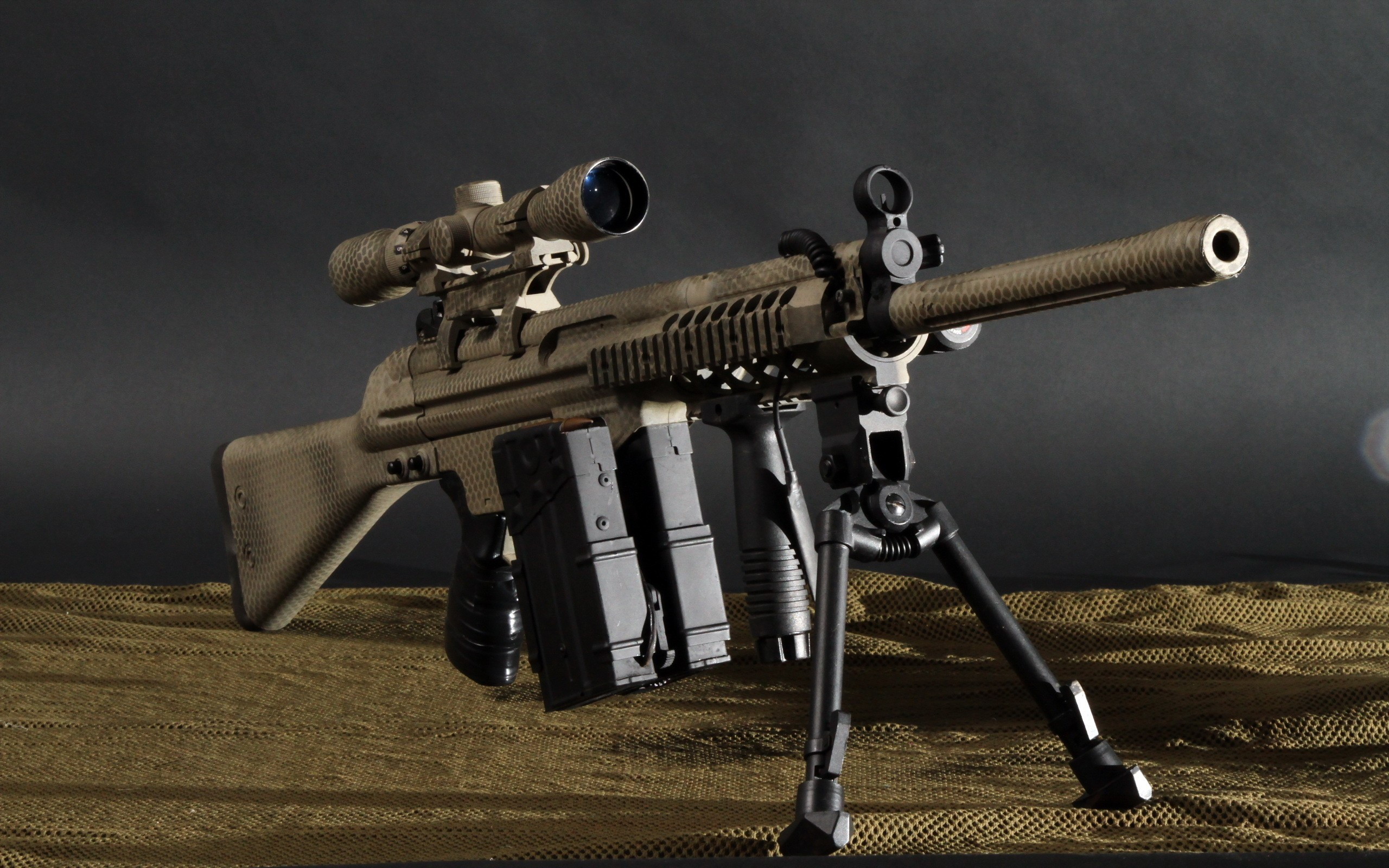 Sniper Rifles HD Wallpapers are to download from AMB Wallpapers 2560x1600