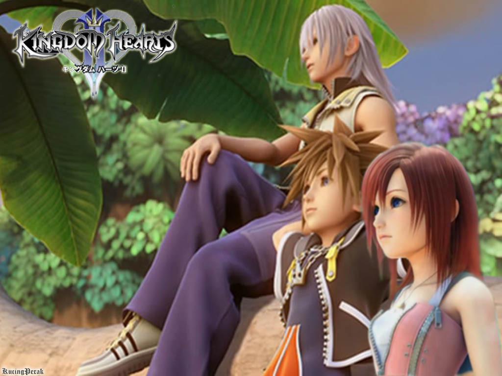 kingdom heart   Kingdom Hearts Wallpaper 2877479 1024x768