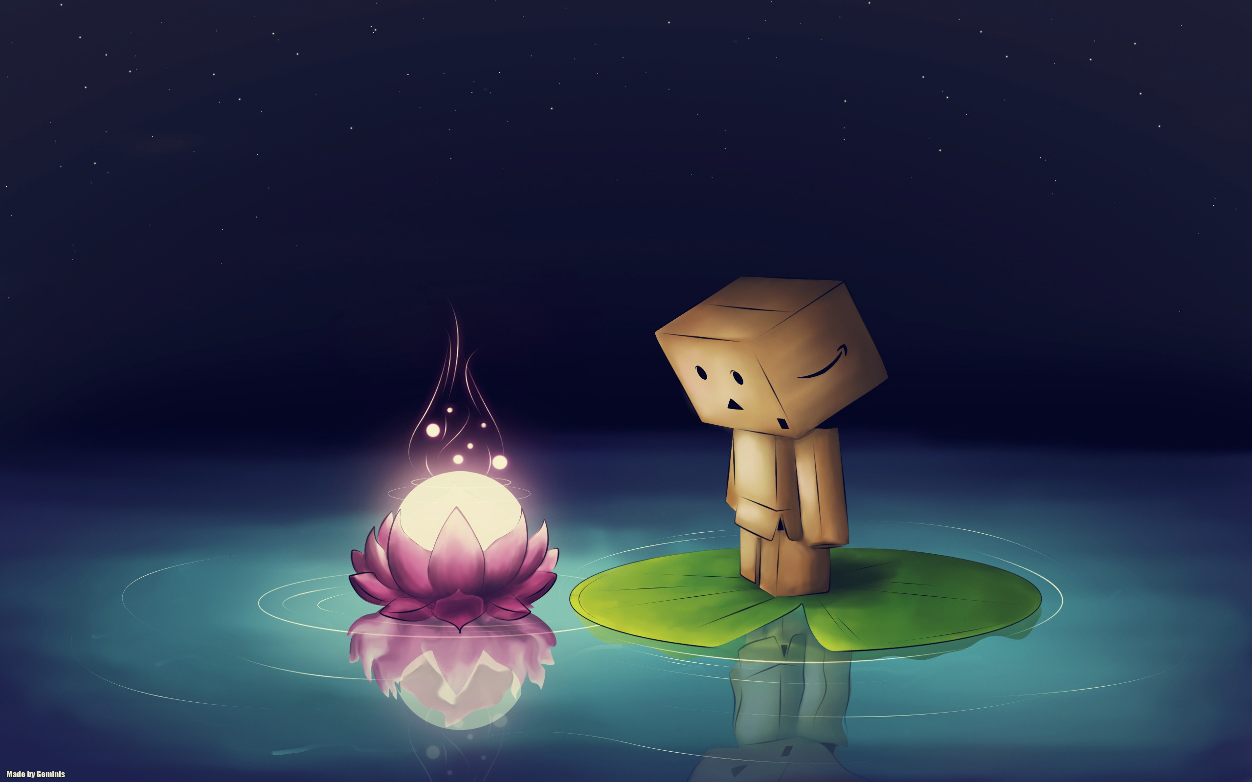 99 Danbo HD Wallpapers Background Images 2560x1600
