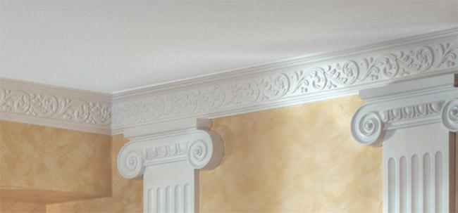 Crown Molding Wallpaper Wallpapersafari