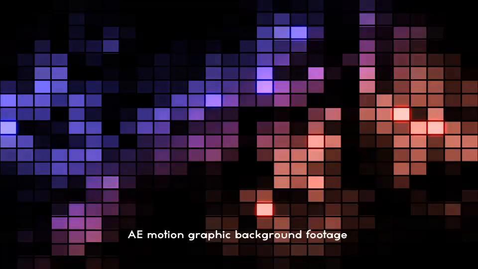 AE Motion Graphic Background Dance Light Box   Storyblocks Video 960x540