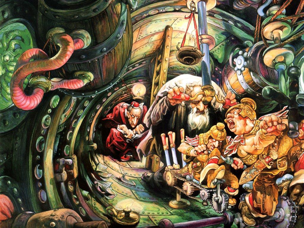Download Terry Pratchett Wallpaper 1024x768 Wallpoper 333149 1024x768