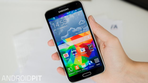 how to reset the galaxy s5 androidpit best android phones best android 628x353