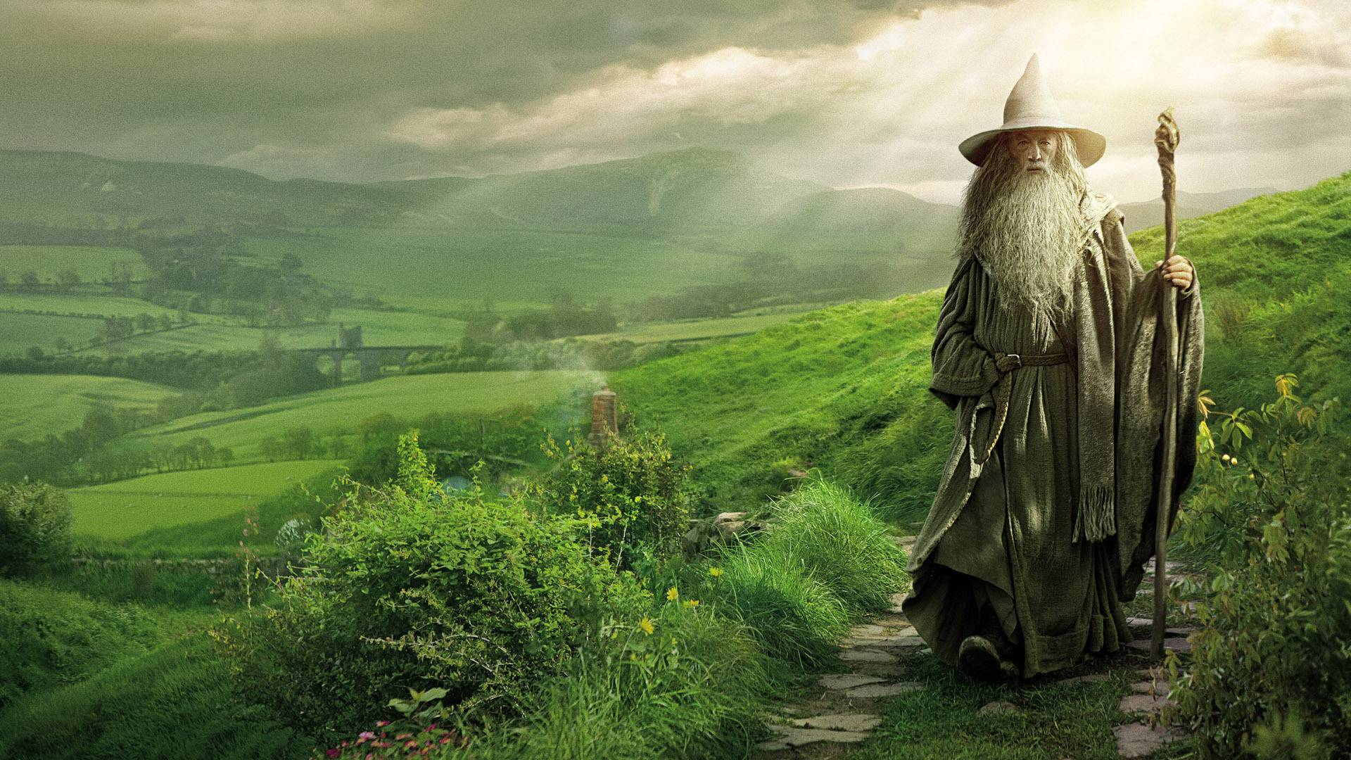 The Hobbit An Unexpected Journey Wallpaper Wallpaper from the movie 1920x1080