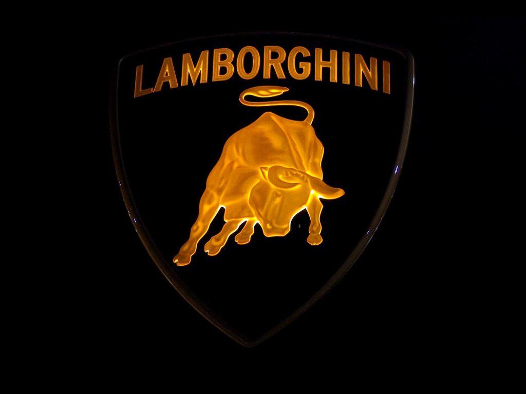 Lamborghini Logo Wallpaper HD Wallpapers in Logos Places to 1024x768