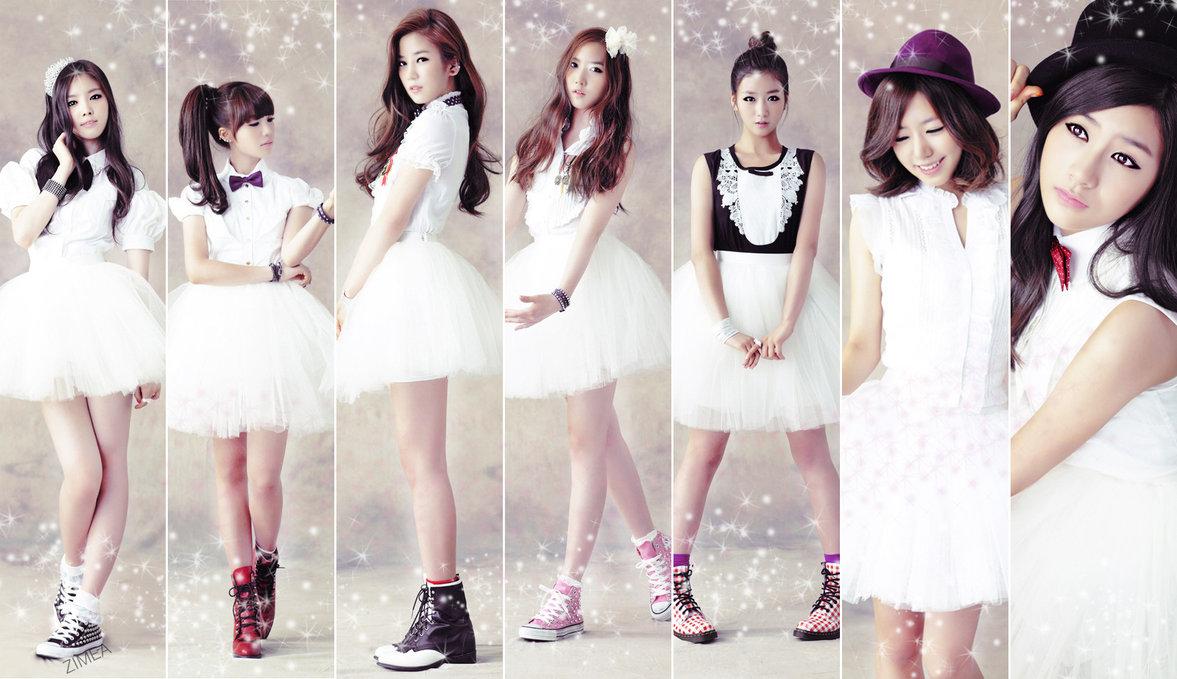 Free Download Beautiful Apink Kpop Hd Wallpaperk Pop