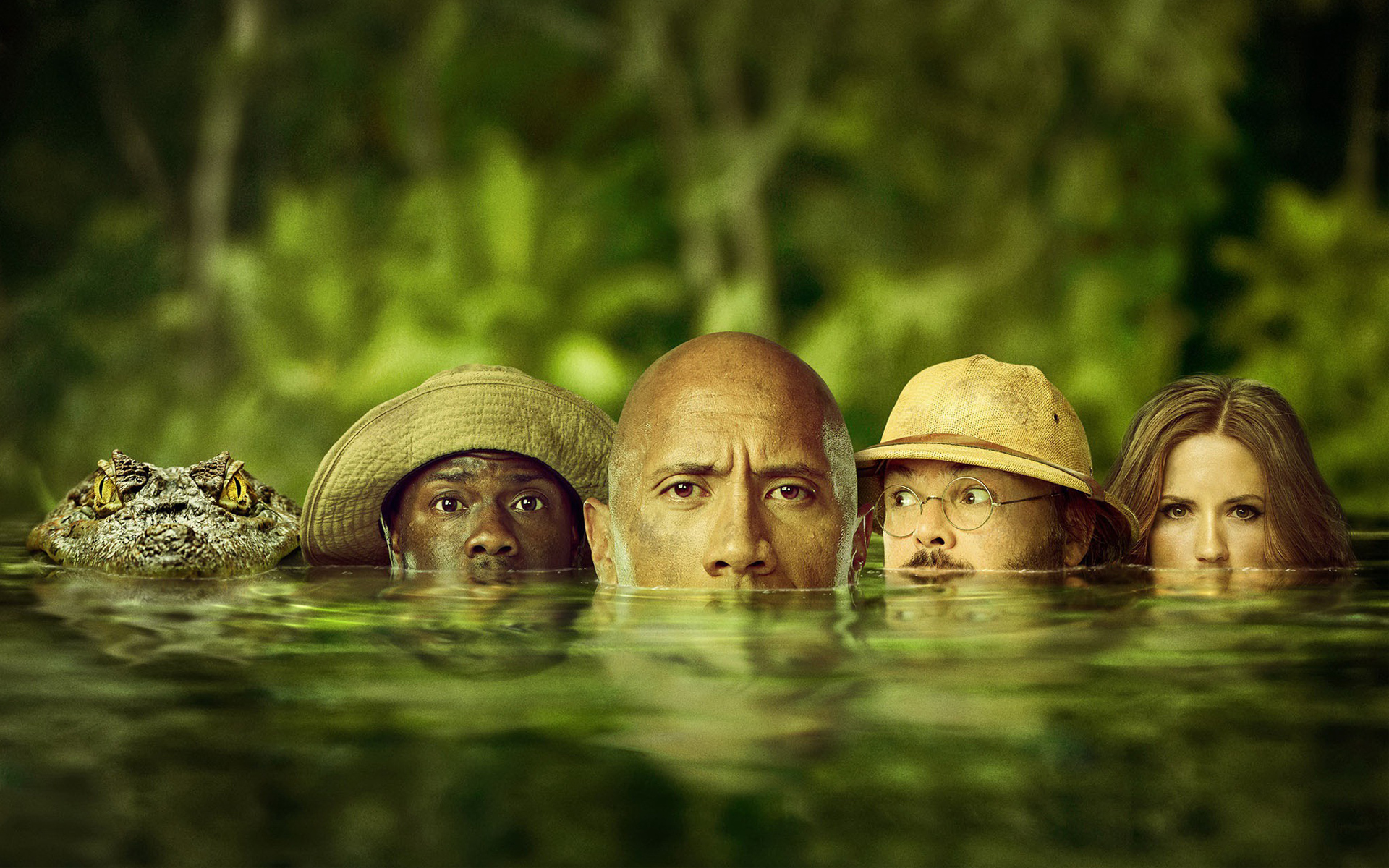 Jumanji Welcome to the Jungle Desktop Wallpaper 62106 1920x1200px 1920x1200