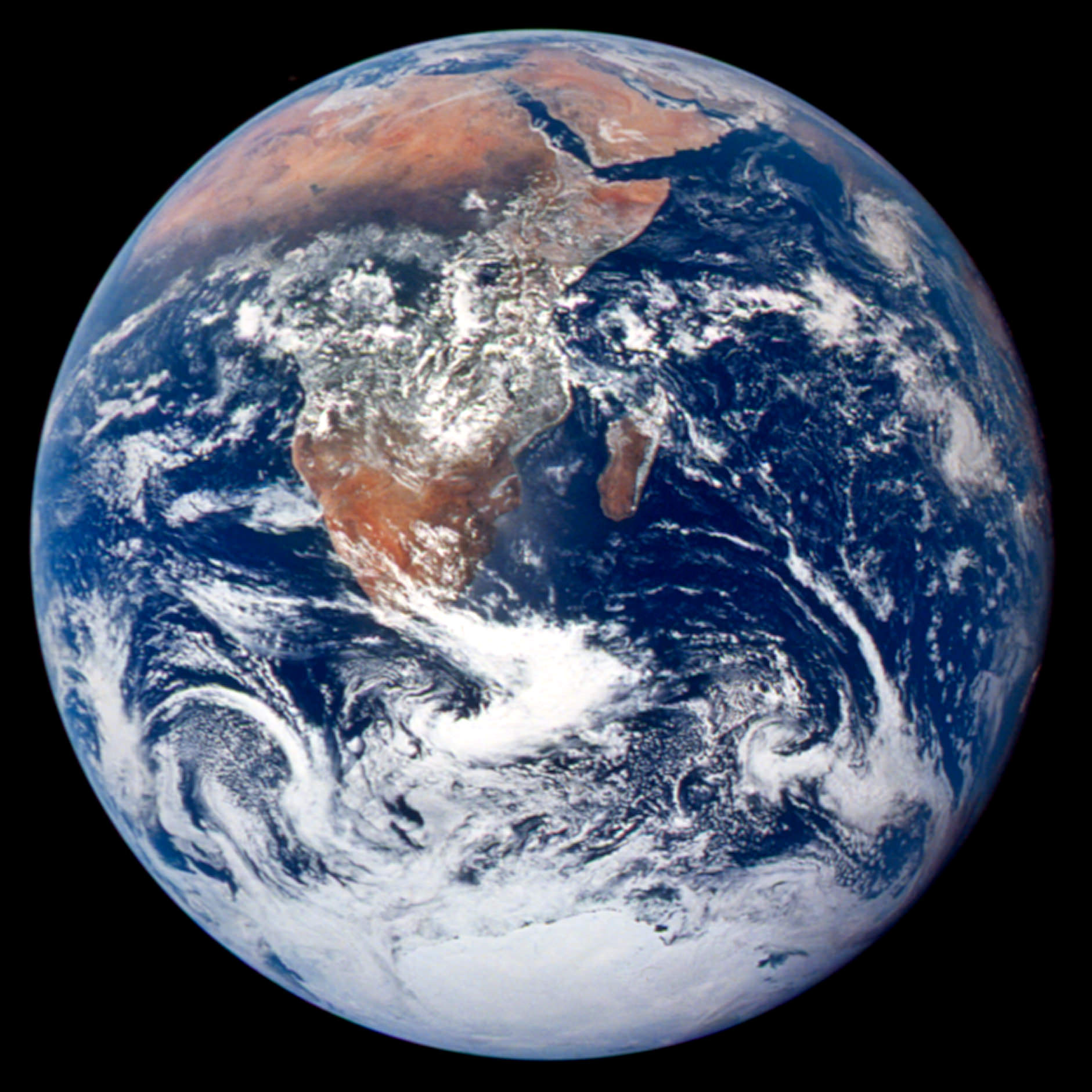 Picture of Earth from Space   Universe Today 1881x1881
