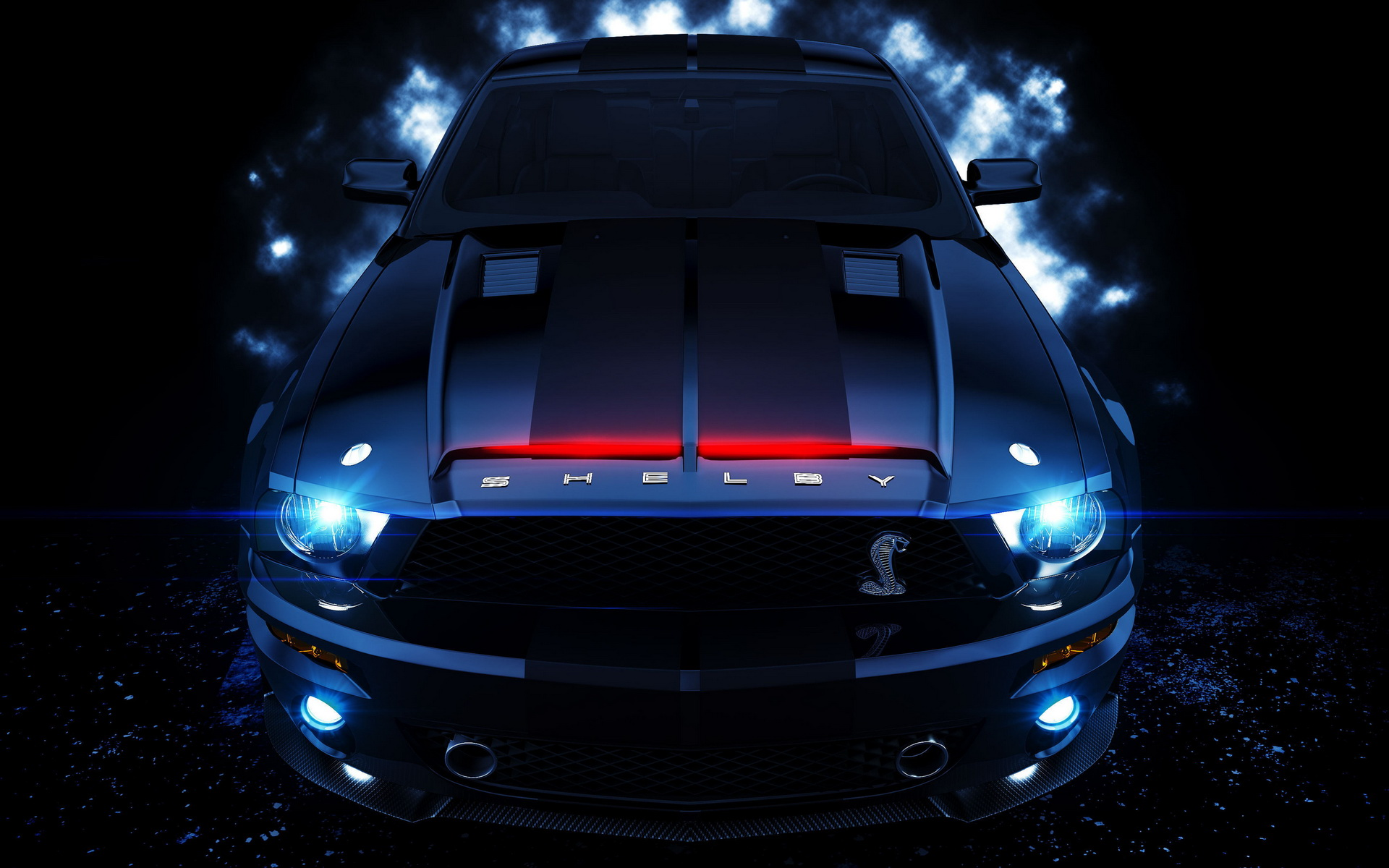 Mustang Shelby Cobra HD Wallpapers Backgrounds 1920x1200