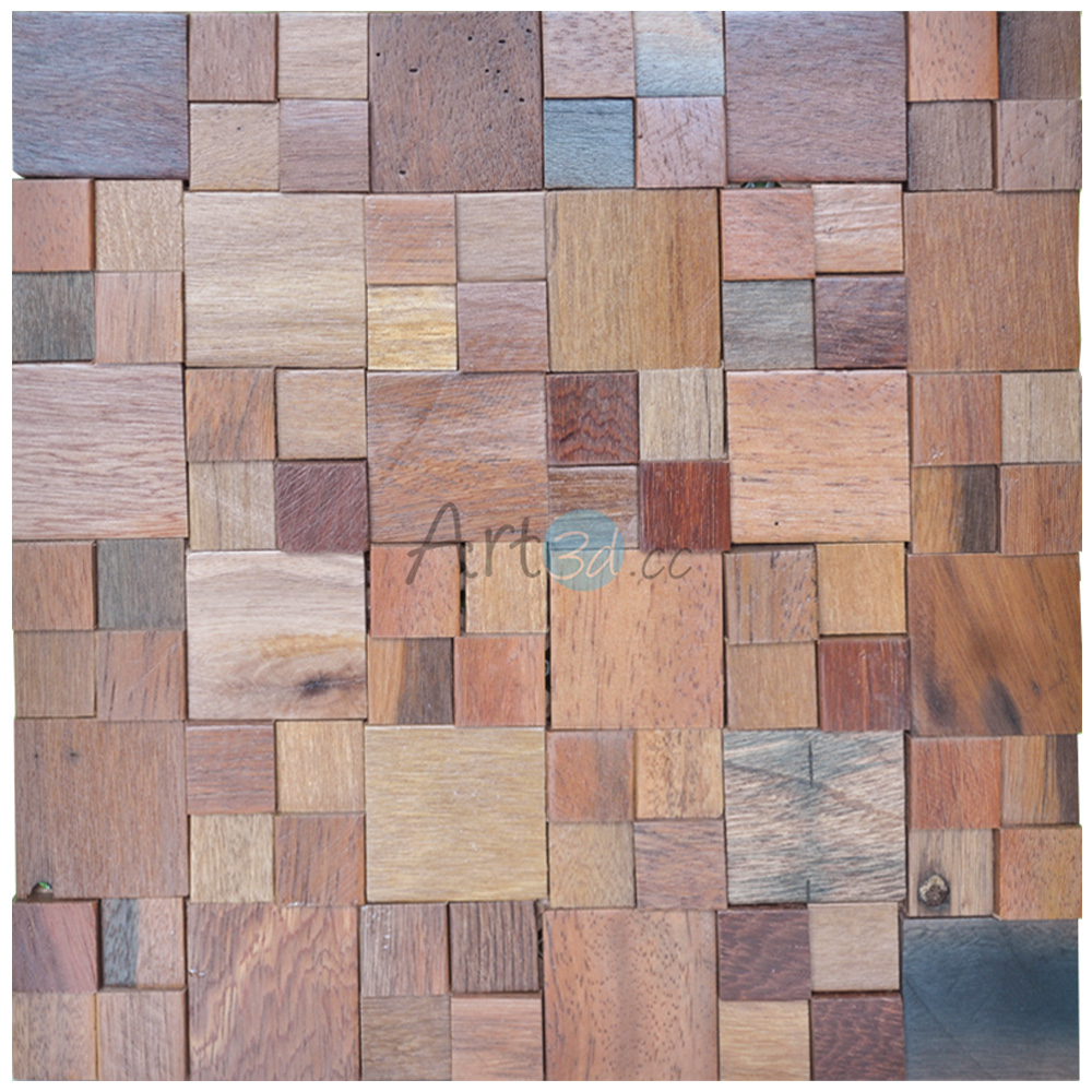 Wood Wall Panels Reclaimed Wood Tiles A15012 Reclaimed Wood 1000x1000