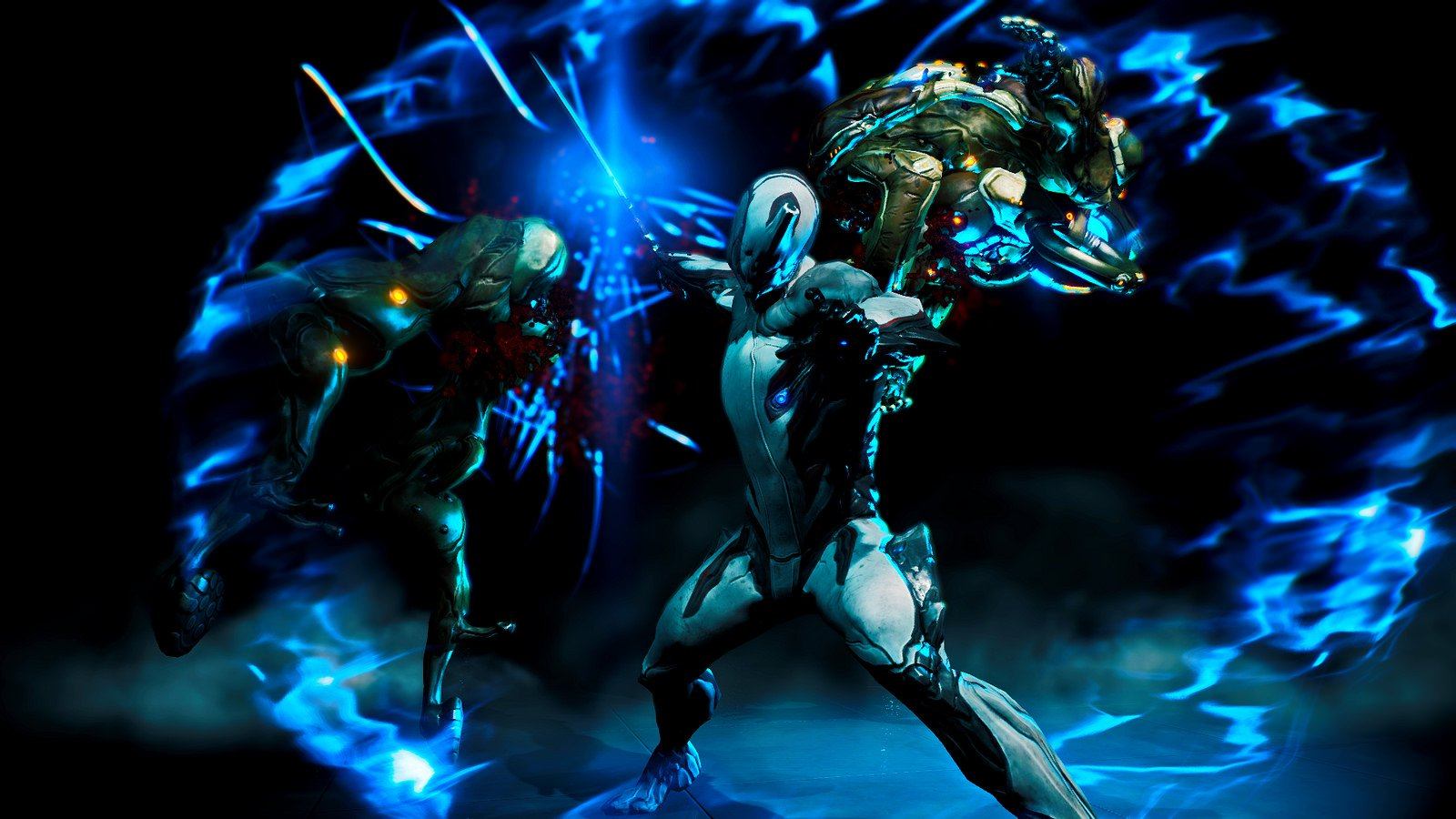 Warframe Wallpaper Warframe wallpaperscreenshots 1600x900