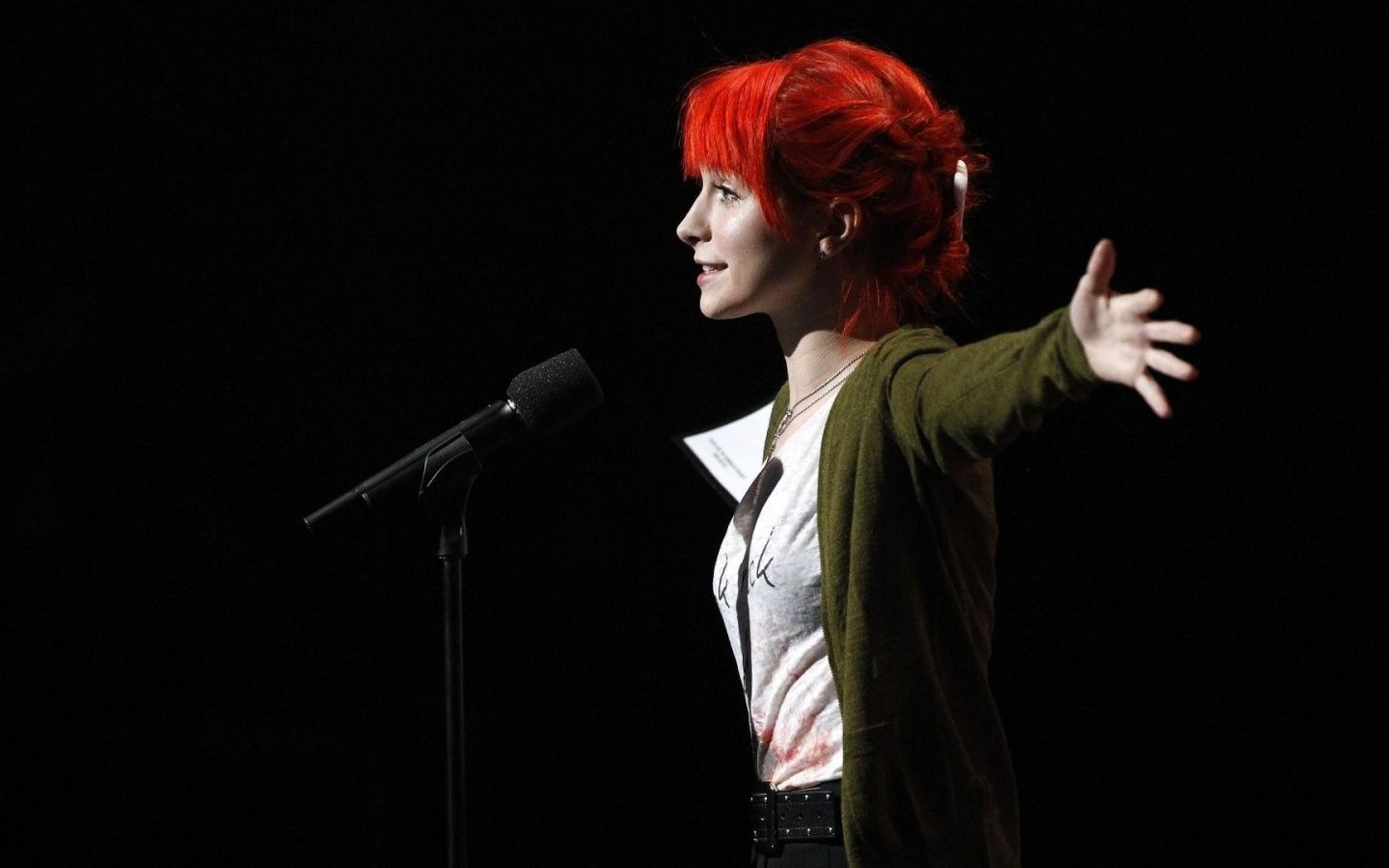 Hayley Williams wallpapers 1440x900