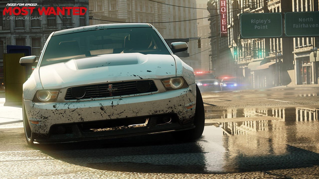 HD WALLPAPERS MANIA Need For Speed Most Wanted 2012 Hd Wallpapers 1280x720