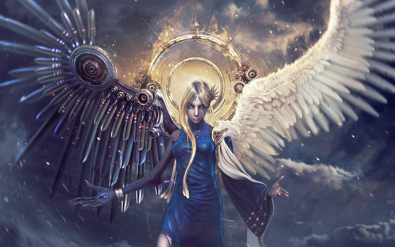 Wallpaper Hd Angels Demons | Free Download Wallpaper | DaWallpaperz