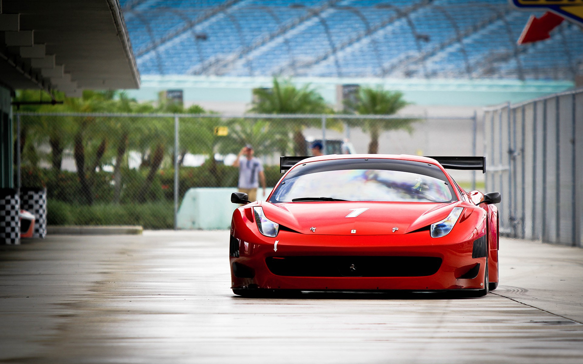 Daily Wallpaper Ferrari 458 Italia GT3 I Like To Waste My Time 1920x1200