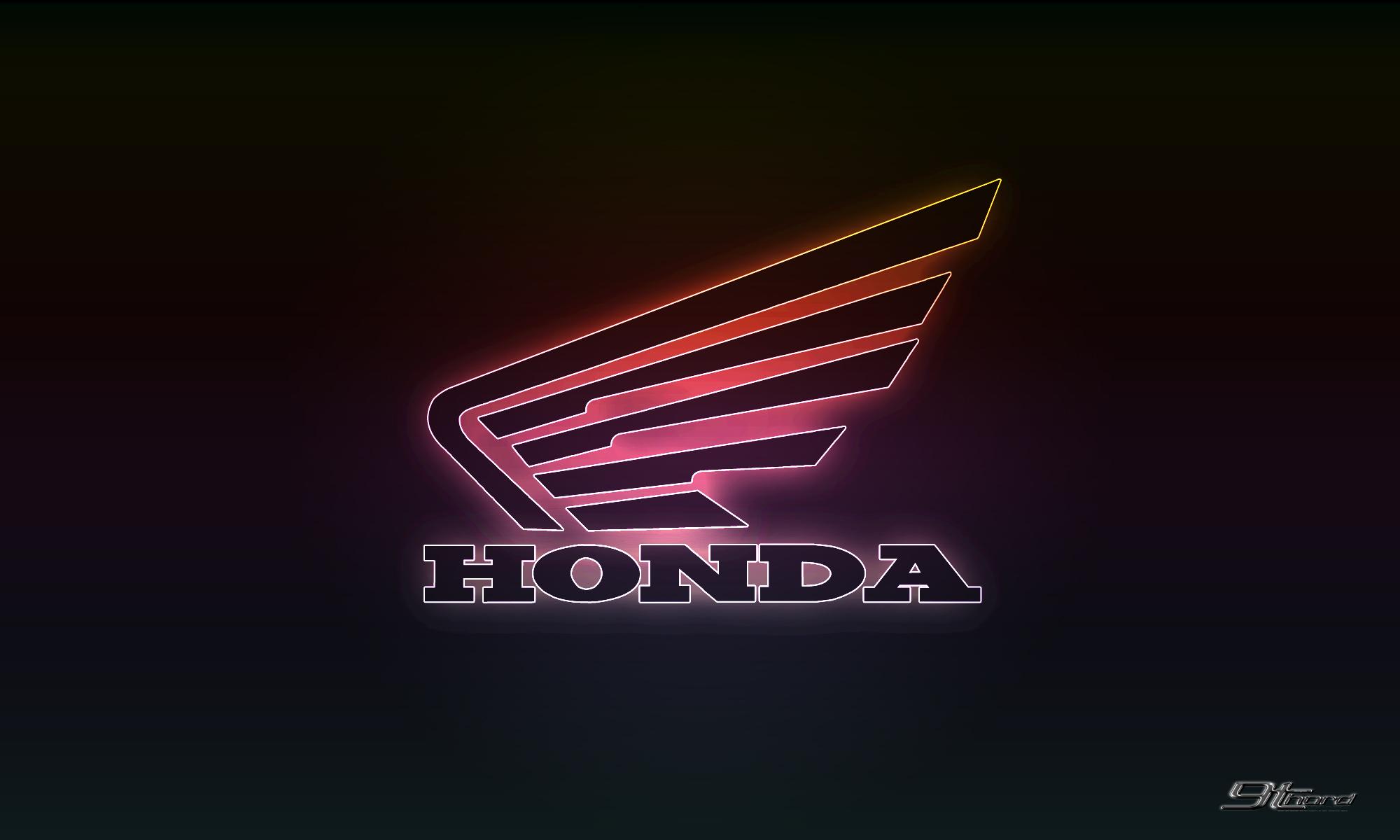honda logo wallpaper - wallpapersafari