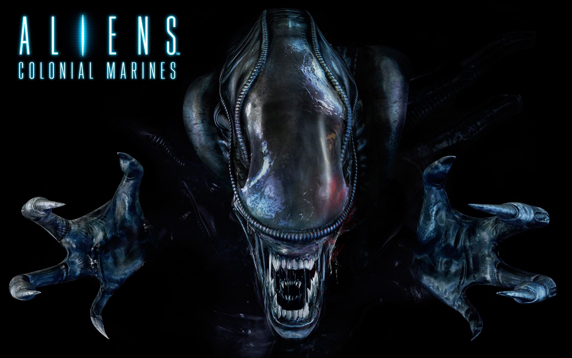 Aliens Colonial Marines Wallpaper in 1920x1200 1920x1200
