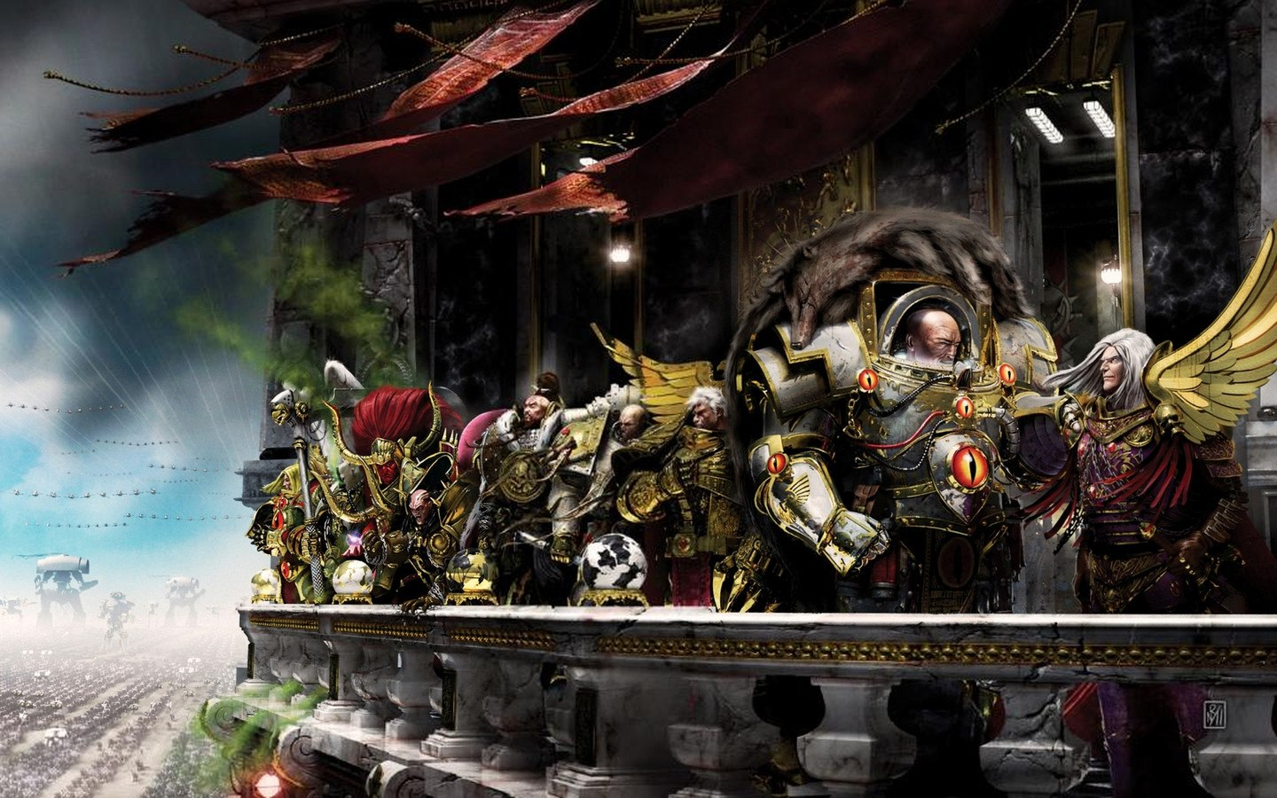 Warhammer 40k wallpaper 1440x900 HQ WALLPAPER   25545 1440x900
